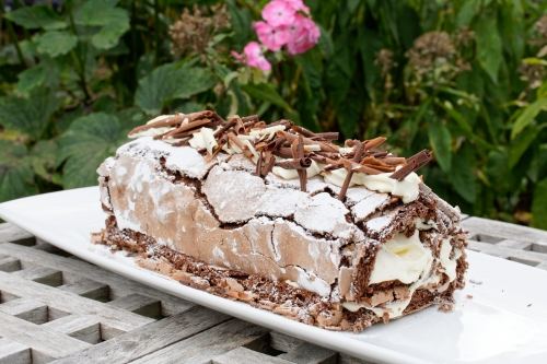 Chocolate Roulade photo